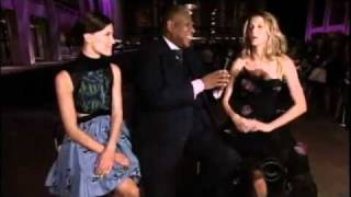 Gisele Bündchen - Fashion's Night Out_ The Show - Interview.flv