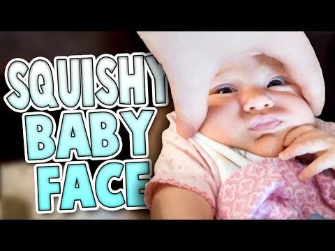 Squishy Baby Face & Sneaky Snakes | Toasty Family Baby Vlogs