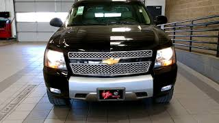 2012 Chevy Avalanche Z71 4x4 mint condition