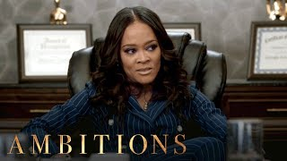 "First Look: ""Ambitions"" Episode 10 