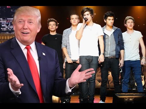 1 Direction Kicked Out Of Donald Trump Hotel