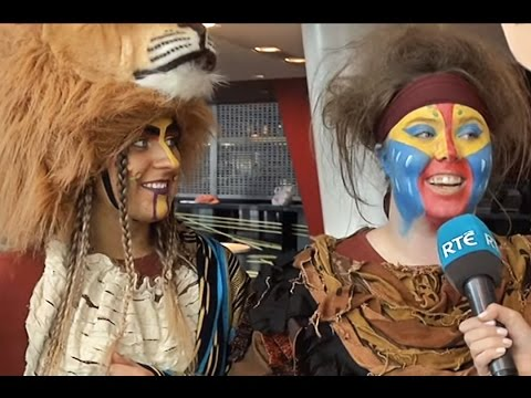 The Bord Gáis Student Theatre Award goes to.... | Two Tube