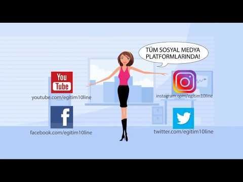 Egitim10line (egitim10line.com) Dijital Eğitim Platformu