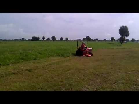 KUBOTA B1550 W/ BELLY MOWER FOR SALE WCE EQUIPMANT