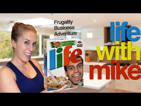 Life with Mike | Business Failures, Frugality, Adventure | LIVE!