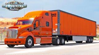 American Truck Simulator - Schneider to Page