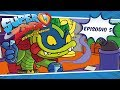 SuperZings Aventuras - Episodio 5 👜 El Pícnic | Rivals Of Kaboom