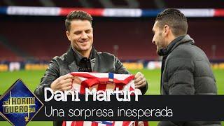 Dani Martín recibe una sorpresa de Koke y el Atlético de Madrid - El Hormiguero 3.0