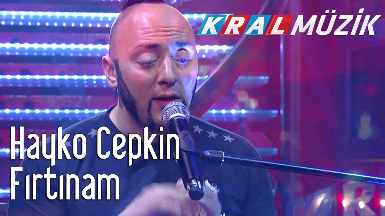 Kral Pop Akustik - Hayko Cepkin - Fırtınam