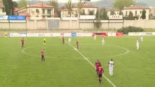 Serie D Girone D V.A.Sansepolcro-Aquila Montevarchi 0-1