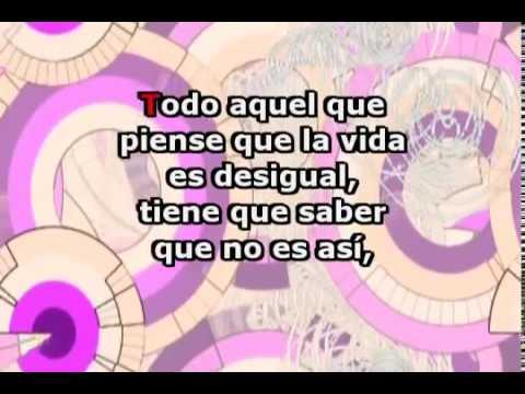 La Vida es un Carnaval (con letra) - Celia Cruz (Karaoke)