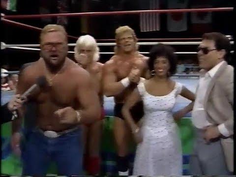 NWA World Championship Wrestling 6/6/87