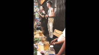 Thanh niên say xỉn hát Độ Ta Không Độ Nàng Remix Cực Xung   Thái Quỳnh
