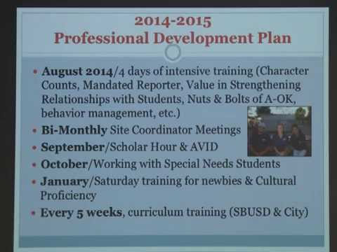 March 24, 2015 Santa Barbara Unified School District Board of Education Meeting