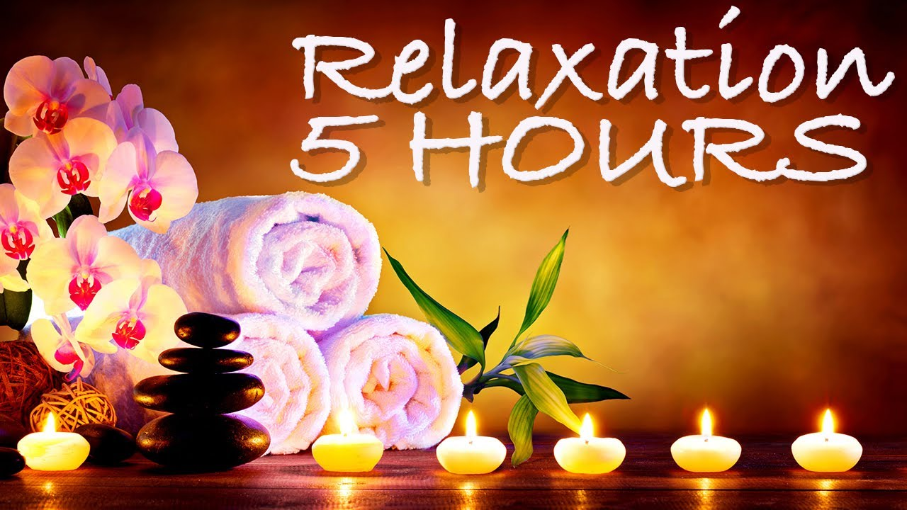 Relaxing Spa Music | 5 Hours Non Stop
