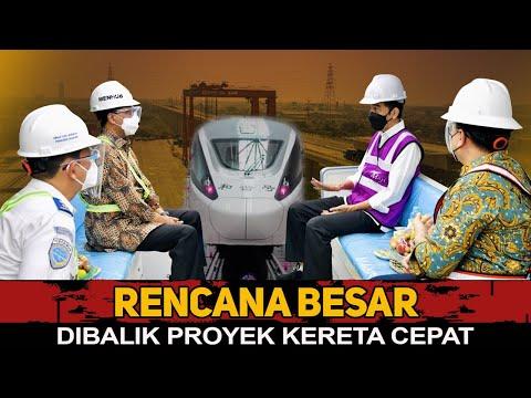 "EFEK KEJUT DIBALIK ""DIGEBERNYA"" PROYEK KERETA CEPAT JAKARTA-BANDUNG"