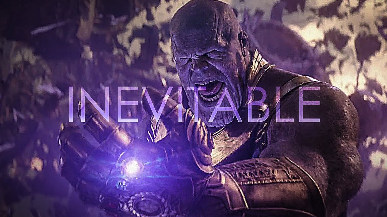 Download (Marvel) Thanos | Inevitable
