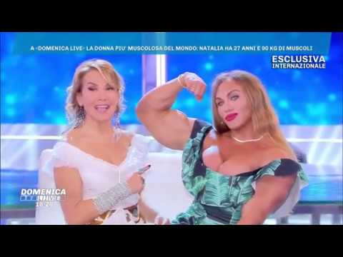 Natalia Trukhina Bodybuilding Russia