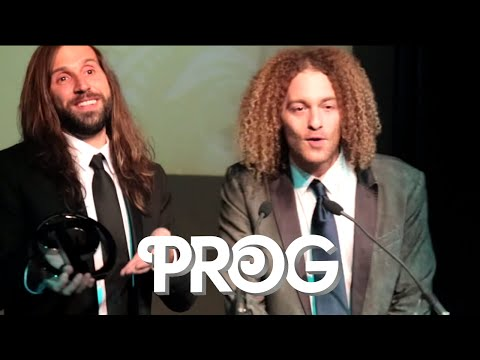 Messenger Win The Limelight Award! - Prog Awards 2014 | Team Rock