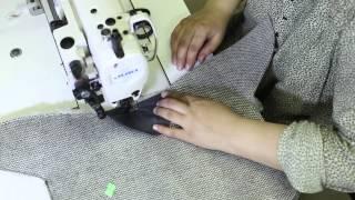 Пошив вкладышей для сапог Torvi(При изготовлении сапог для зимней охоты и рыбалки Torvi используются текстильные элементы. На видео показан..., 2013-09-04T07:05:36.000Z)