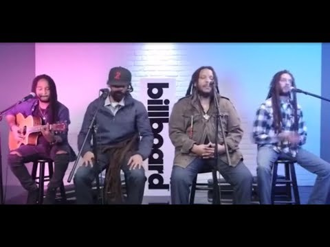 """Damian & Stephen Marley singing """"The Mission"""" 