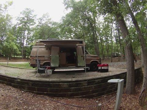 RV Camping at Lake Oconee