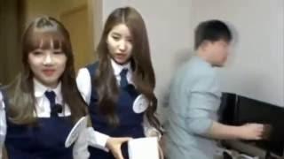 [Eng Sub] Innocent Gfriend Sowon & toilet paper 여자친구 소원 @160214 My Little Television 마이리틀텔레비전
