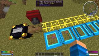 Pokkit S. - Supreme Industrial Modpack + 200 Mods 1.7.10 [HD]