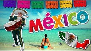 видео Мексика - кулинарные путешествия