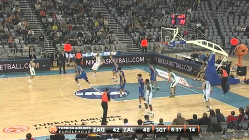 Best Moments Kk Zagreb Zalgiris Youtube