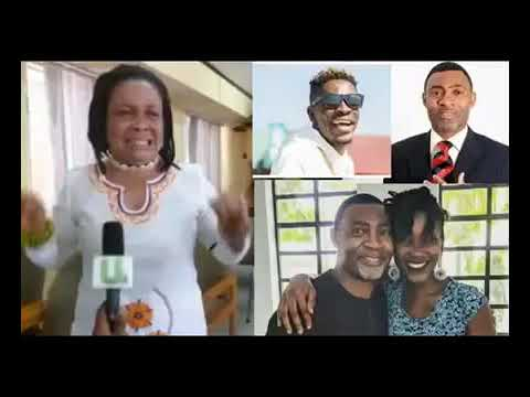 You Couldn't Save Ebony, How Save Shatta Wale - Agradaa To Lawrence Tetteh