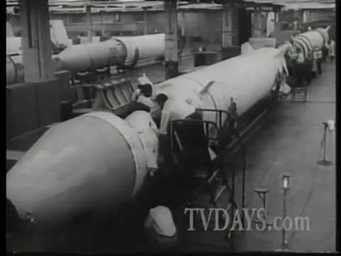 What is the Redstone Rocket ? 1957