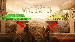 First Look at the New Operators for Next Season! || Operation Wind Bastion