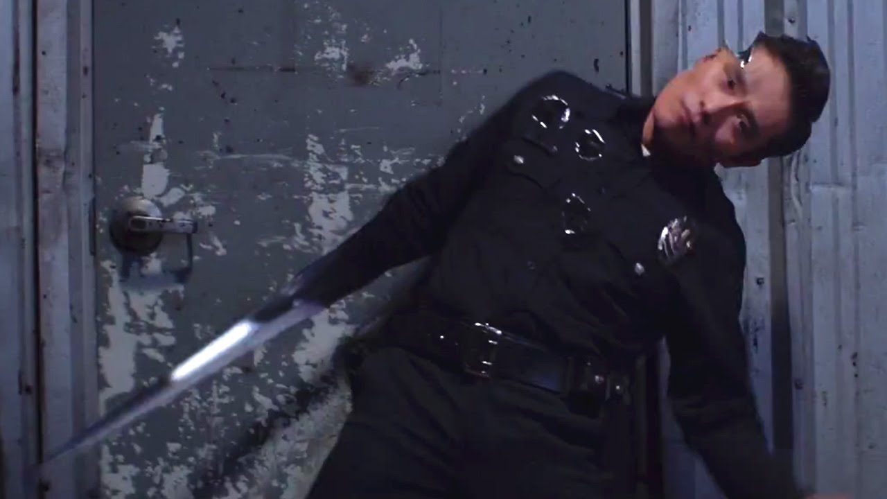 The T-1000 is a terminator killer. Performers of the role of T-1000, the story of character creation 62