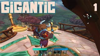 Gigantic - PC Gameplay [HD] #1