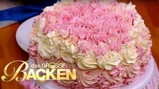 Baumkuchen vs. Banana Cheesecake - Die erste Verkostung | Das große Backen 2016 | SAT.1