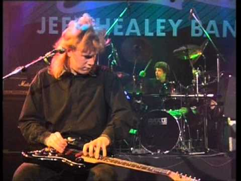 Jeff Healey While My Guitar Gently Weeps Hoochie Coochie Man - YouTube