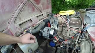 видео Генератор 2121 (21214, 21213) на Ниву: подключение, перенос наверх и решение неисправностей