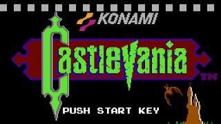 Castlevania - NES Gameplay