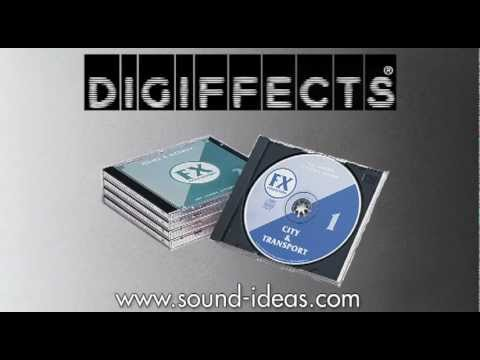 Digiffects Sound Effects Library