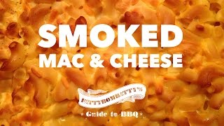 Recipe | Smoked Mac & Cheese