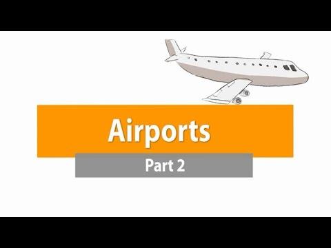 Airports - Part 2 ภาษาอังกฤษ ม.1-3