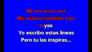 karaoke - alberto plaza - bandido