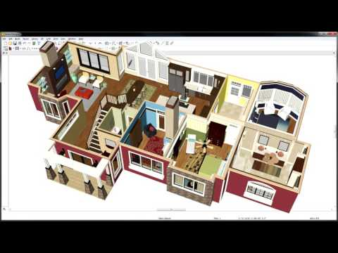 Home Interior Design || Software for Interior Design || Arch