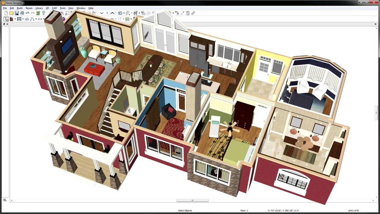 Home Interior Design || Software for Interior Design ...