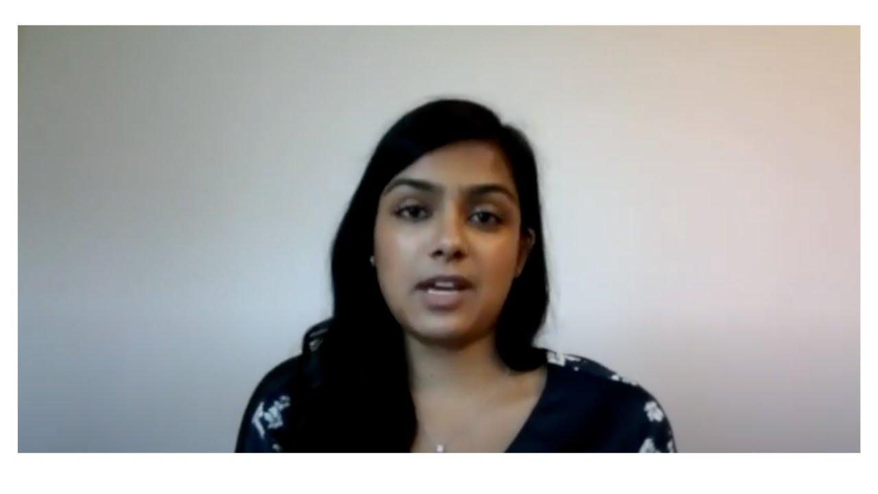 ODI COVID-19 Snapshot: Priya Jain, MHA