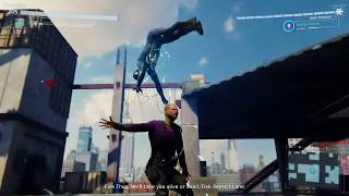 Marvel Spider-Man on PS4: Spectacular Difficulty (No damage) on one of the Fisk Hideout Gameplay
