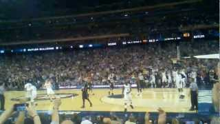 UConn Huskies vs Butler Bulldogs - 2011 National Championship Basketball Final