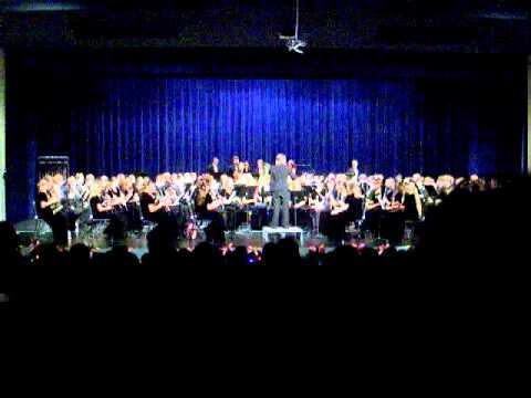 Lindbergh High School Concert Band - Russian Christmas Music