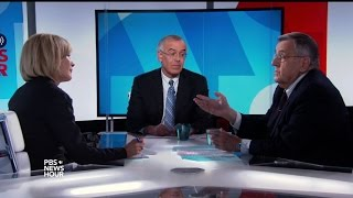 Shields and Brooks on Mattis, the Carrier deal and Pelosi's re-election